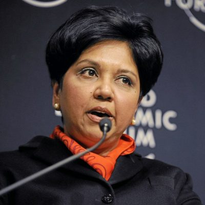 A Conversation With Indra Nooyi, 2018 Asia Game Changer of the Year