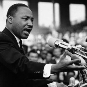 Speech- Martin Luthar King
