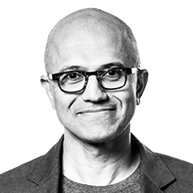 Satya Nadella's Speech at T-Hub, Hyderabad